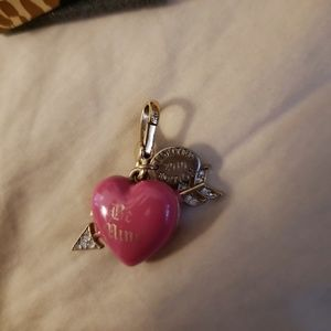RARE LE 2010 Be Mine Locket Juicy Couture Charm